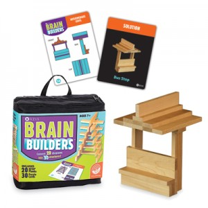 Keva Brain Builder