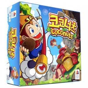 "Coconuts ""Crazy Monkey"" Game"