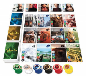 Splendor Set-up