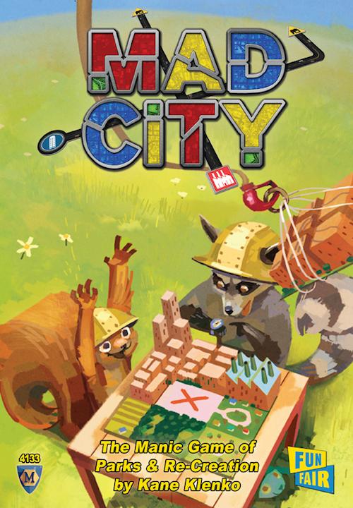 Mad City - Mayfair